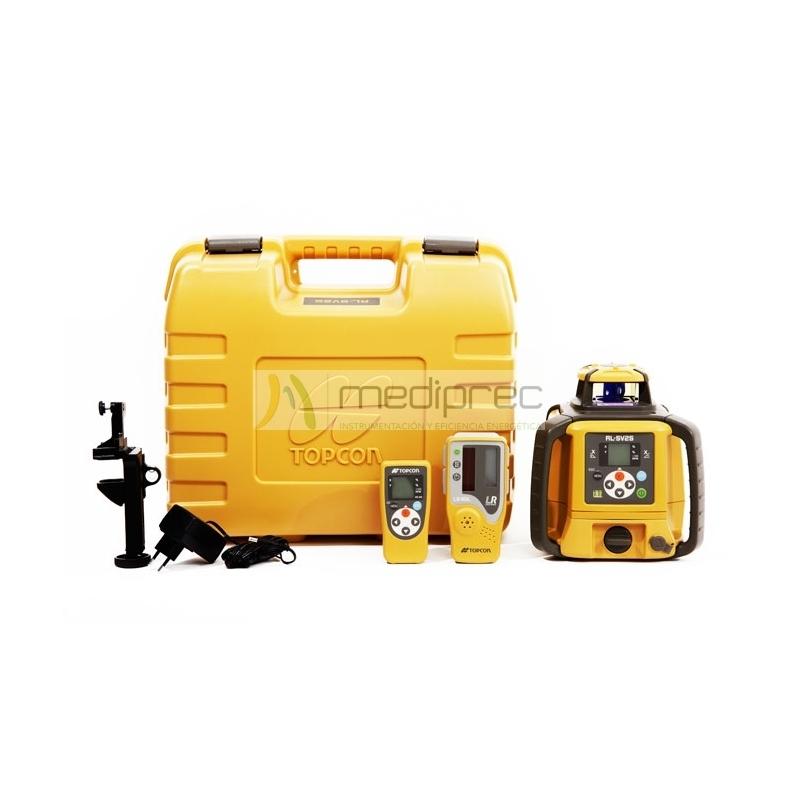 Alquiler nivel l ser topcon rl sv2s alquiler y venta - Nivel laser barato ...