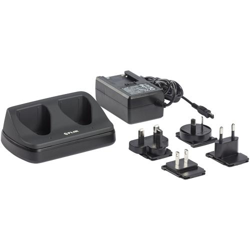 Cargador de batería para Cámaras Termográficas T6xx