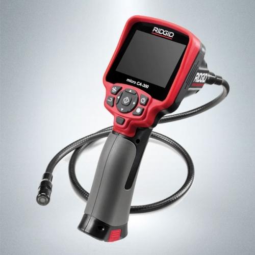 Segunda mano cámara de inspección RIDGID CA-300