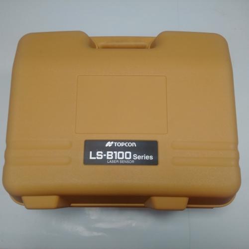Alquiler receptor maquinaria Topcon LS-B100