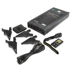 Analizador registrador ciego de potencia y energía sin sensores