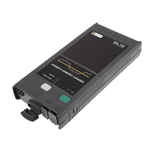 Analizador registrador de potencia y energía sin sensores PEL103