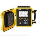 Analizador de redes, armónicos y perturbaciones Qualistar+ estanco IP67 CA8435-Amp45