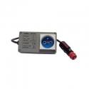 Adaptador convertidor DC/DC para carga de baterías en encendedor vehículo