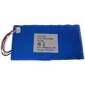 Batería de repuesto para CA6113, CA833X y OX7XXX