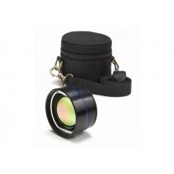 Lente IR de focal 41.3 mm con estuche (15°)