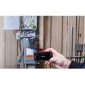 Pinza amperimétrica flexible con LCD y Bluetooth, 10 Pulgadas
