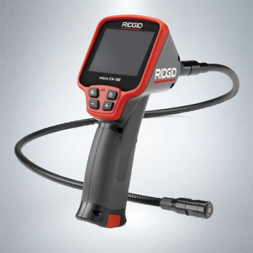 Segunda mano cámara de inspección RIDGID CA-100