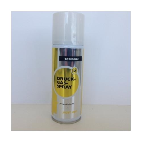 Spray limpiador aire comprimido