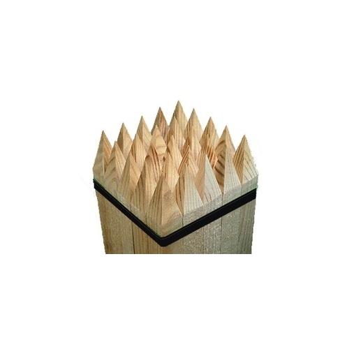 Estacas de madera para topografía
