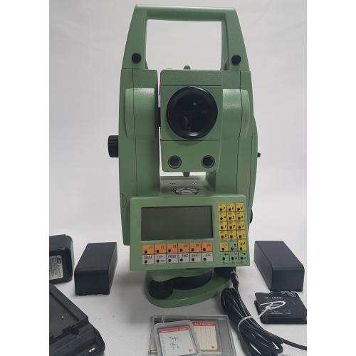 Segunda mano Estación Total Leica TCRM 1101 PLUS