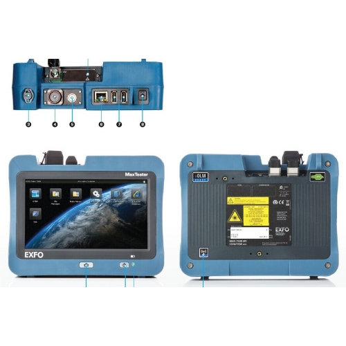 Calibración y Reparación de OTDR Reflectómetros de fibra óptica