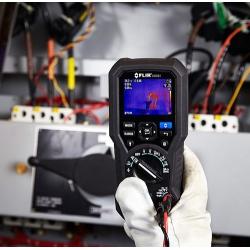 Calibración y Reparación de Cámaras Termográficas