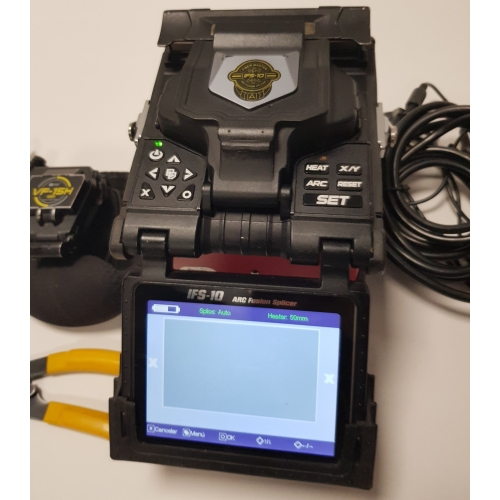 Segunda mano Fusionadora fibra INNO IFS-10
