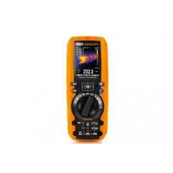 Multímetro profesional HT Instruments Mercury con cámara termográfica