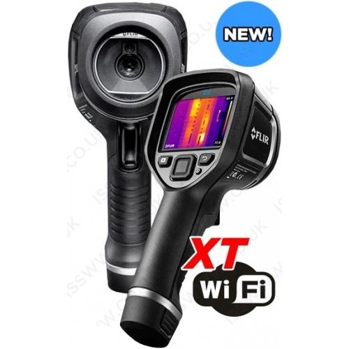 Cámara Termográfica FLIR E8-XT
