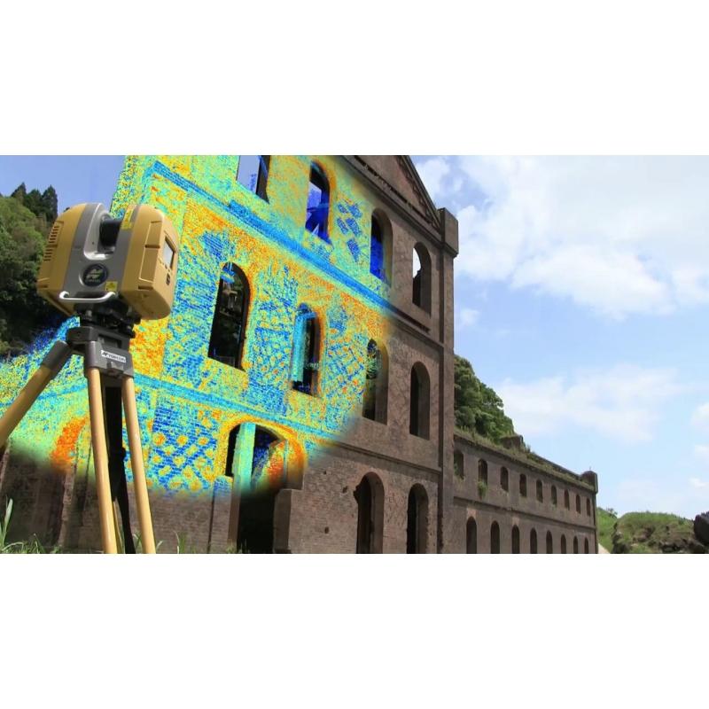 Alquiler Láser Escáner 3D