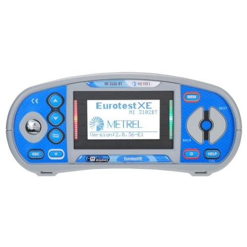 Comprobador Multifunción Metrel 3102BT