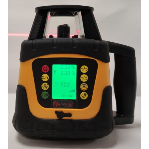 Nivel láser UniGrid 500 2S AG Doble pendiente