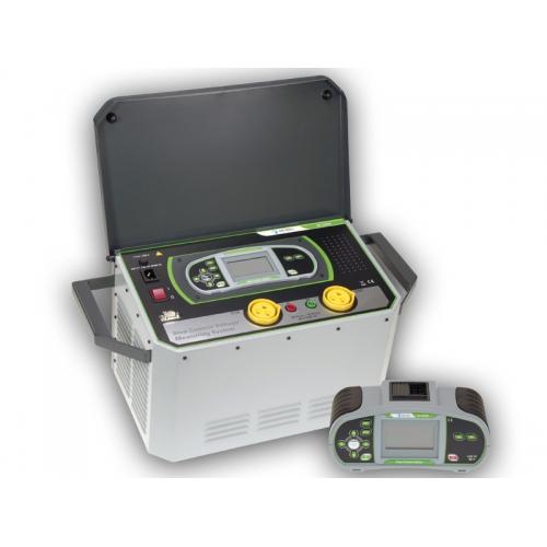 Medidor de tensión de paso y contacto Metrel MI3295ST