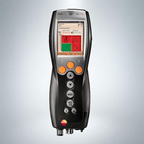 Alquiler medidor de gases Testo 330