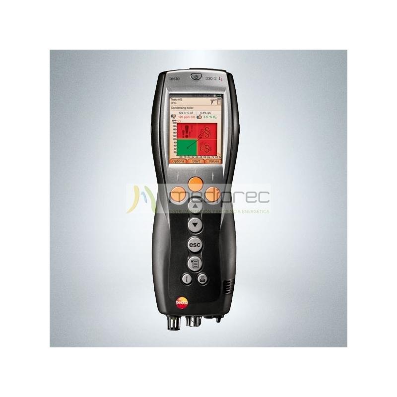 Medidor de gases Testo 330