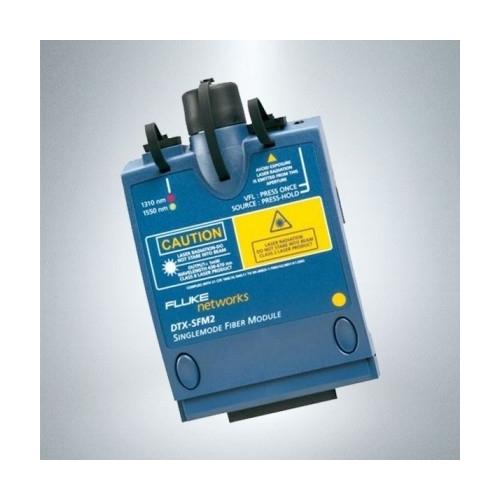 Alquiler módulos de fibra óptica (monomodo y multimodo) para DTX-1800