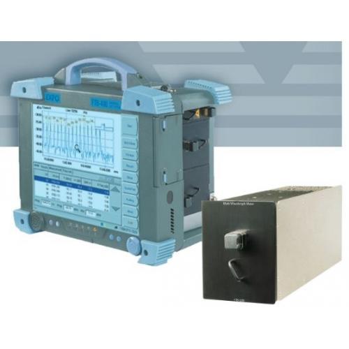 Alquiler medidor longitud onda EXFO FTB-5320