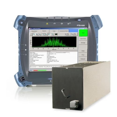 Analizador de PMD 1550 nm EXFO FTB-5503