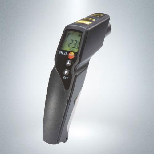 Termómetros por infrarrojos Testo 830