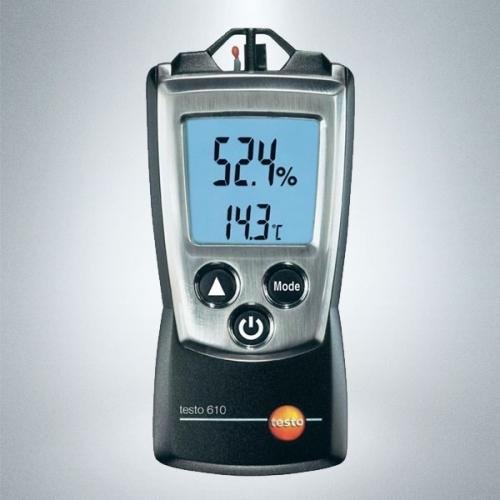 Termohigrómetro Testo 610