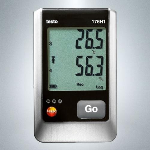Data logger humedad y temperatura 176 H1