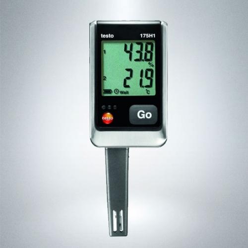 Data logger humedad y temperatura 175H1