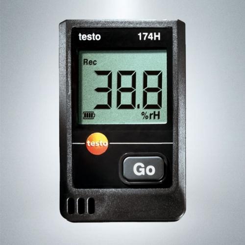 Data logger humedad y temperatura 174H