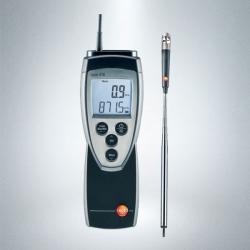 Anemómetro de molinete Testo 416