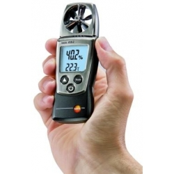 Anemómetro Testo 410-1