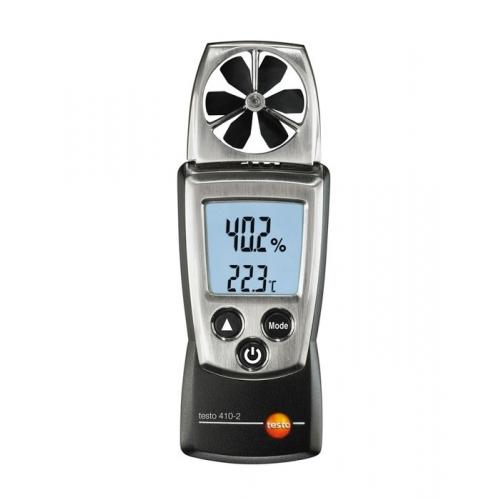 Anemómetro Testo 410-2