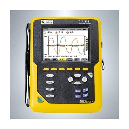 Alquiler analizador de redes CA8331
