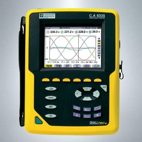 Alquiler analizador de redes CA8335