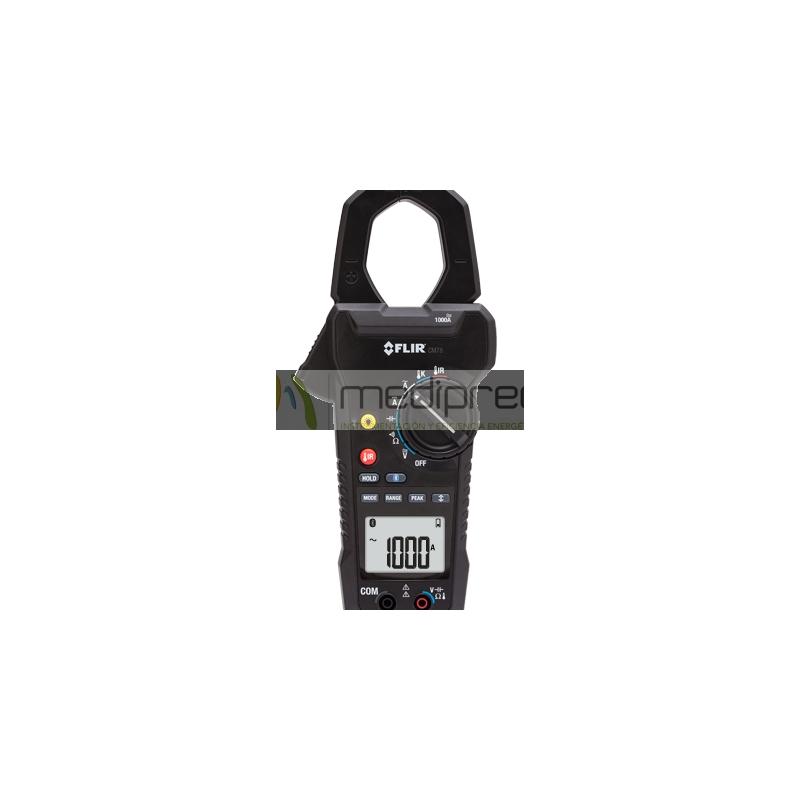 Medidor de tenaza FLIR CM78