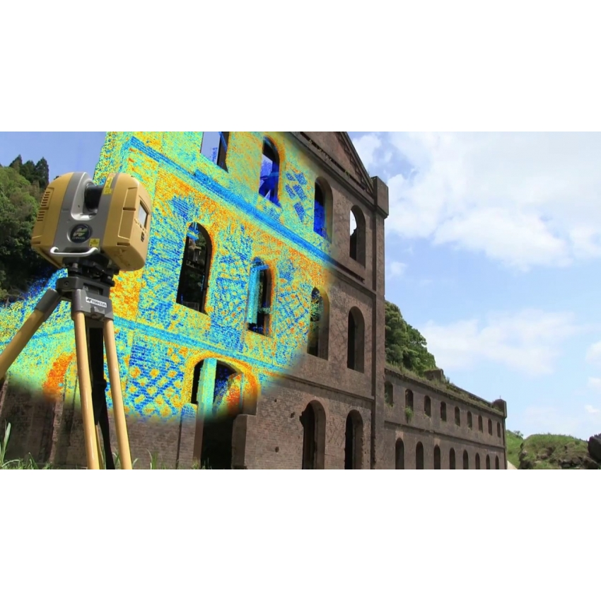 Láser Escáner 3D