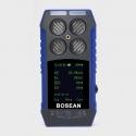 Detector portátil múltiple de gases